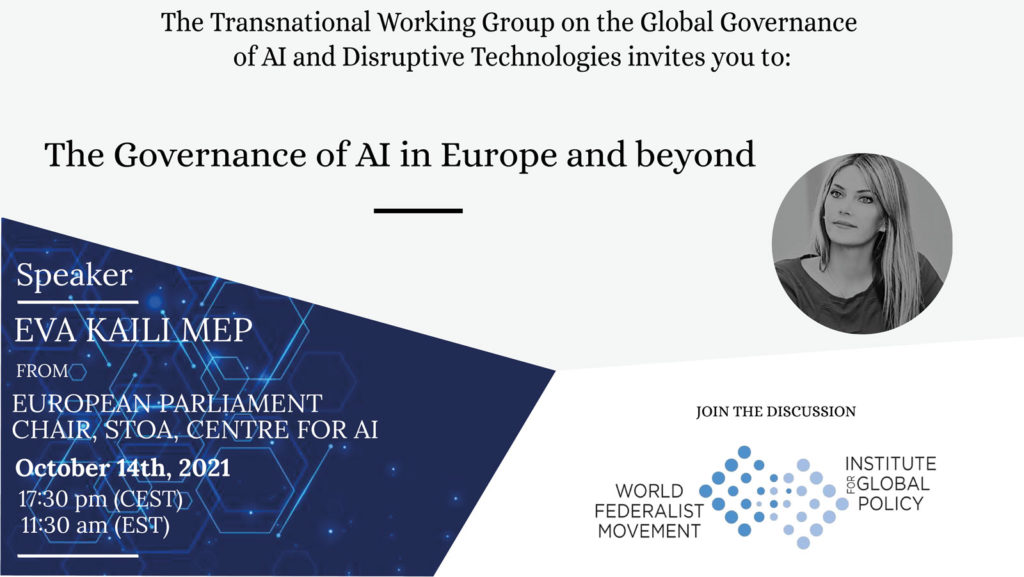 WFM/IGP The Governance of AI in Europe and Beyond